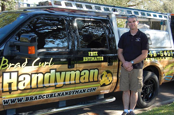 About Brad Curl Handyman Services