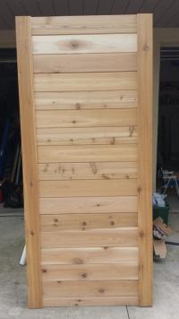 Now Building Barn Doors