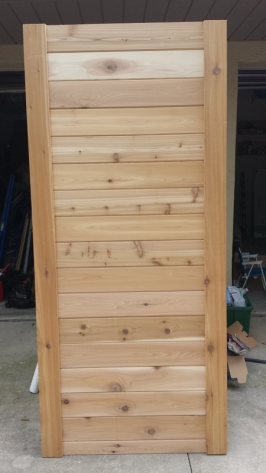 Now Building Barn Doors
